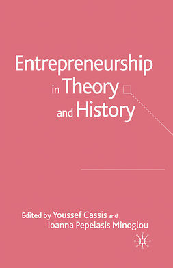 Cassis, Youssef - Entrepreneurship in Theory and History, ebook