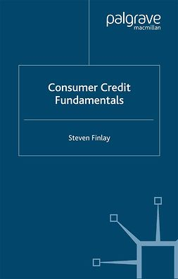 Finlay, Steven - Consumer Credit Fundamentals, ebook