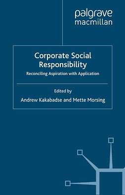 Kakabadse, Andrew - Corporate Social Responsibility, ebook