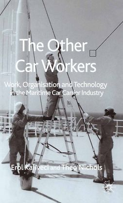 Kahveci, Erol - The Other Car Workers, ebook