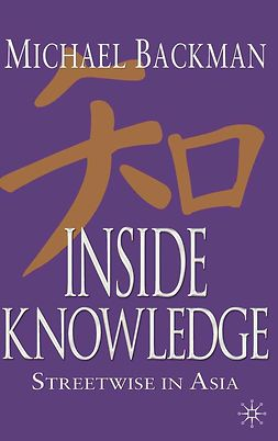 Backman, Michael - Inside Knowledge, e-kirja