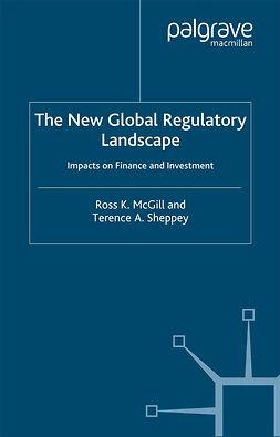McGill, Ross K. - The New Global Regulatory Landscape, e-kirja
