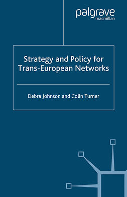 Johnson, Debra - Strategy and Policy for Trans-European Networks, ebook