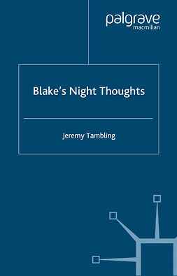 Tambling, Jeremy - Blake's Night Thoughts, e-kirja