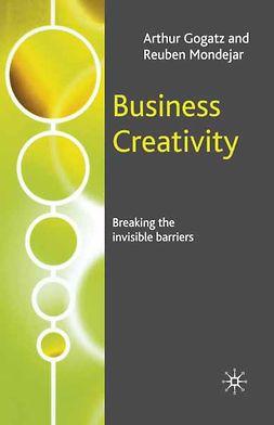 Gogatz, Arthur - Business Creativity, ebook