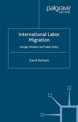 Bartram, David - International Labour Migration, ebook