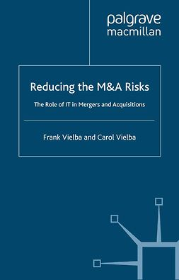 Vielba, Carol - Reducing the M&A Risks, e-bok