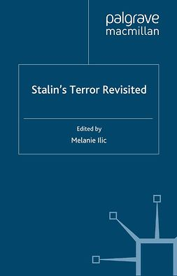 Ilič, Melanie - Stalin's Terror Revisited, ebook