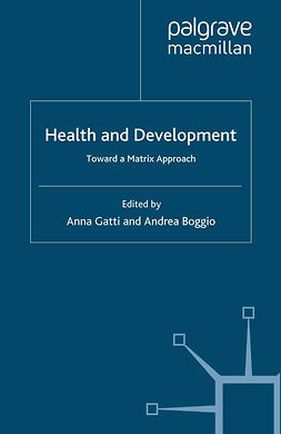 Boggio, Andrea - Health and Development, ebook