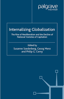 Cerny, Philip G. - Internalizing Globalization, ebook