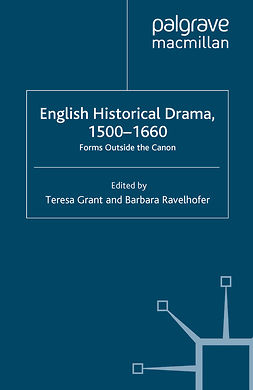 Grant, Teresa - English Historical Drama, 1500–1660, ebook