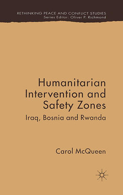 McQueen, Carol - Humanitarian Intervention and Safety Zones, ebook