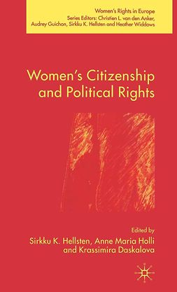Daskalova, Krassimira - Women's Citizenship and Political Rights, e-kirja