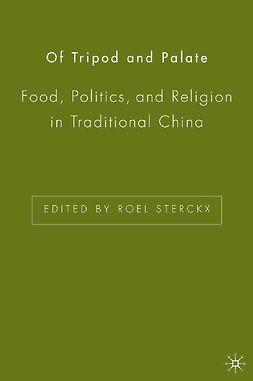 Sterckx, Roel - Of Tripod and Palate, ebook