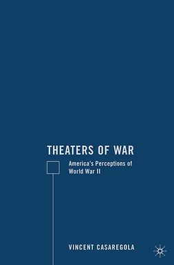 Casaregola, Vincent - Theaters of War, ebook