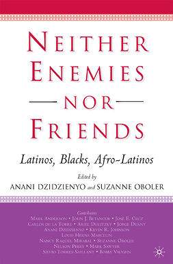 Dzidzienyo, Anani - Neither Enemies nor Friends, ebook