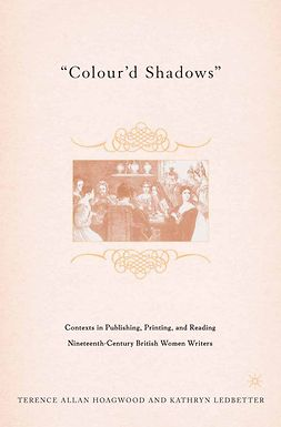 "Hoagwood, Terence Allan - ""Colour'd Shadows"", e-kirja"