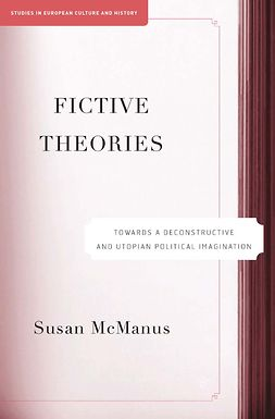 McManus, Susan - Fictive Theories, ebook