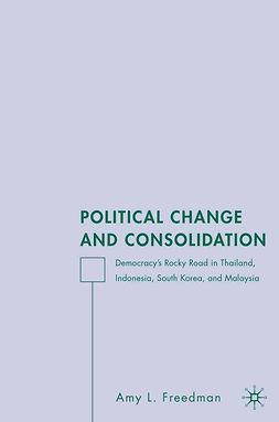 Freedman, Amy L. - Political Change and Consolidation, ebook