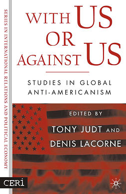 Judt, Tony - With Us or Against Us, ebook
