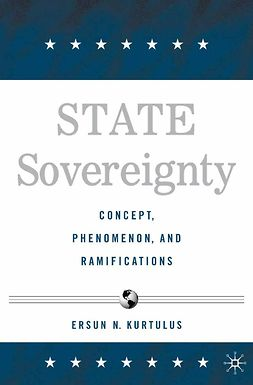 Kurtulus, Ersun N. - State Sovereignty, ebook