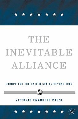 Parsi, Vittorio Emanuele - The Inevitable Alliance, ebook