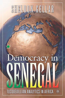 Gellar, Sheldon - Democracy in Senegal, ebook