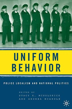 McArdle, Andrea - Uniform Behavior, ebook