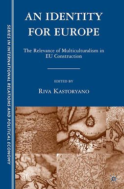 Kastoryano, Riva - An Identity for Europe, e-kirja