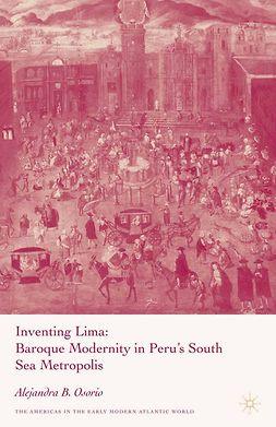 Osorio, Alejandra B. - Inventing Lima, ebook