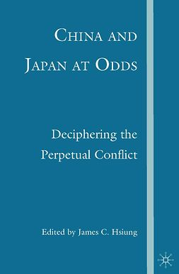 Hsiung, James C. - China and Japan at Odds, ebook