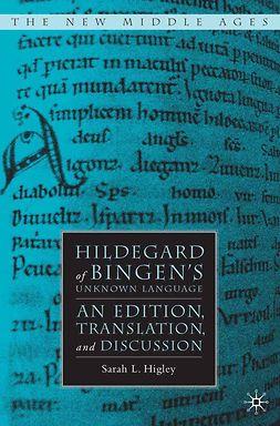 Higley, Sarah L. - Hildegard of Bingen's Unknown Language, ebook