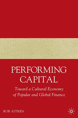 Aitken, Rob - Performing Capital, ebook