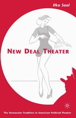 Saal, Ilka - New Deal Theater, ebook