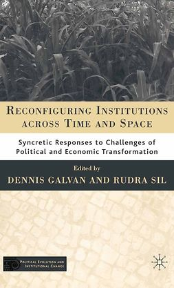 Galvan, Dennis - Reconfiguring Institutions Across Time and Space, ebook