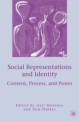 Moloney, Gail - Social Representations and Identity, ebook