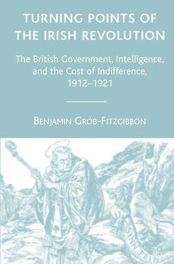 Grob-Fitzgibbon, Benjamin - Turning Points of the Irish Revolution, ebook