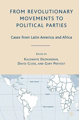 Close, David - From Revolutionary Movements to Political Parties, e-kirja