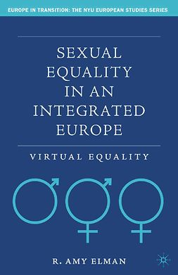 Elman, R. Amy - Sexual Equality in an Integrated Europe, ebook