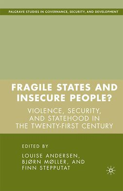 Andersen, Louise - Fragile States and Insecure People?, e-bok