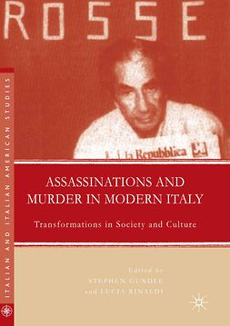 Gundle, Stephen - Assassinations and Murder in Modern Italy, ebook