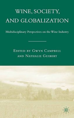 Campbell, Gwyn - Wine, Society, and Globalization, e-bok