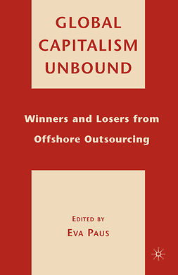 Paus, Eva - Global Capitalism Unbound, ebook