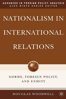 Woodwell, Douglas - Nationalism in International Relations, e-bok
