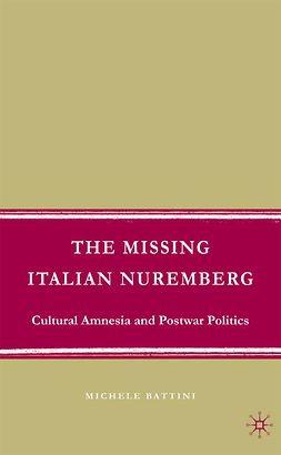 Battini, Michele - The Missing Italian Nuremberg, ebook