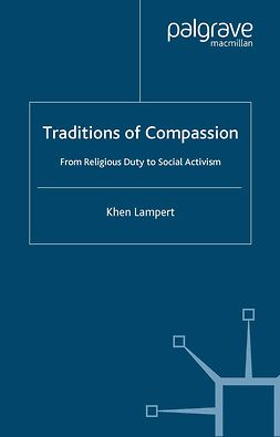 Lampert, Khen - Traditions of Compassion, ebook