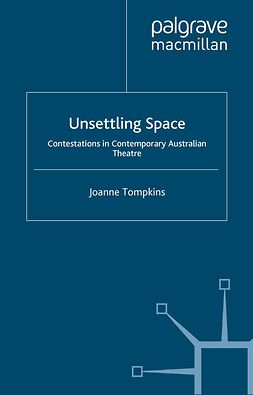 Tompkins, Joanne - Unsettling Space, ebook