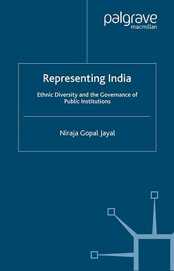 Jayal, Niraja Gopal - Representing India, ebook