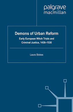 Stokes, Laura - Demons of Urban Reform, ebook