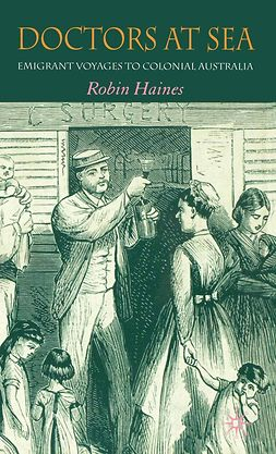 Haines, Robin - Doctors at Sea, ebook